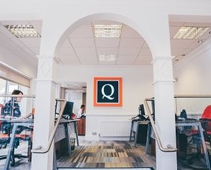 Get in touch office interior quealy - Quealy & Co