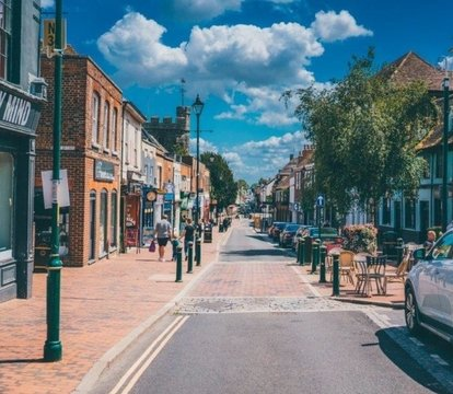 Sittingbourne named one of the most resilient towns in England - Quealy & Co