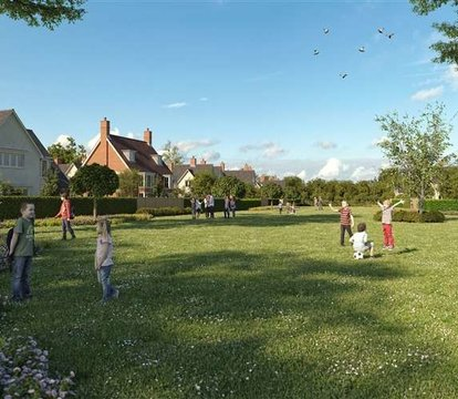 Plans for Binbury Park garden village between Maidstone and Sittingbourne could be approved by summer - Quealy & Co