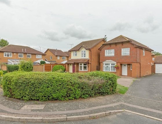 Edyngham Close, Kemsley, Sittingbourne, Kent, ME10, 672 - Quealy & Co
